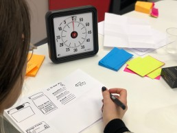Design sprints in agile teams