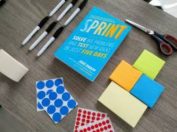 Design sprint in South Africa